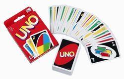 Jeux de cartes et de dés - la regle du uno, du yams.