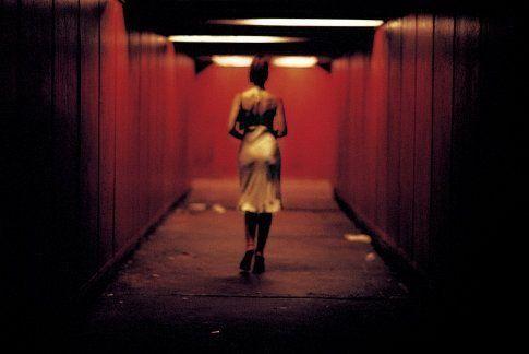 Monica Bellucci as Alex, in the Gaspar Noé film IRREVERSIBLE.