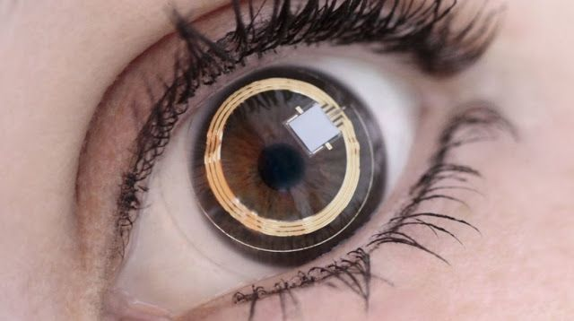 Tecnoneo: Samsung está desarrollando lentes de contacto inteligentes futuristas 'Smart Contact Lenses'