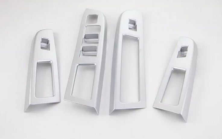 door handle holder window lift switch cover trim For Subaru XV Impreza Hatchback 2012 13 14 2015 left hand drive car #Affiliate