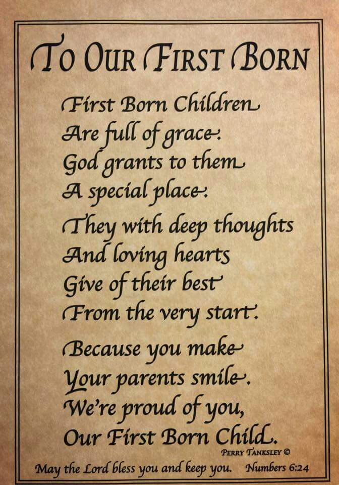 Our 1St Born  Son Quotes From Mom, Son Quotes, Daughter -7972