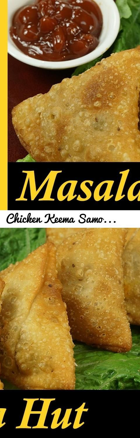 Chicken Keema Samosa Recipe / Minced Meat Samosa... Tags: Chicken Samosa, Chicken Keema Samosa Recipe, Keema Samosa Recipe, Chicken Keema Samosa, Minced Meat Samosa, classic masala hut, easy samosa recipe, easy samosa recipe