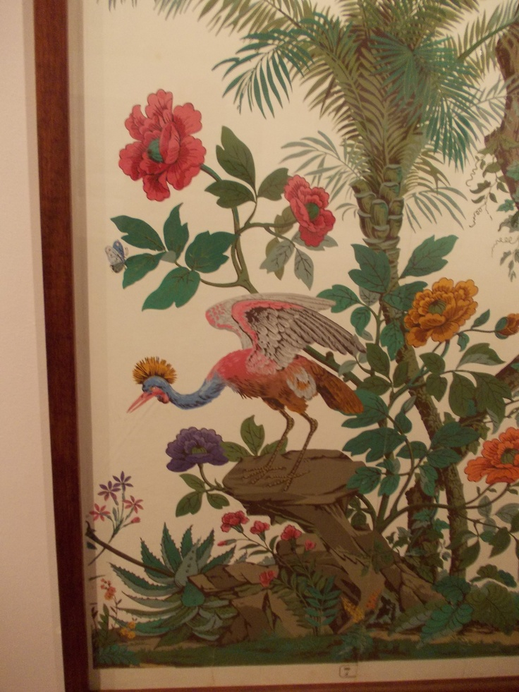 D Exhibition Manchester : Private paradise wallpaper exhibition whitworth gallery