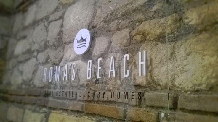 Roma's Beach Real Estate