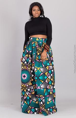 Annie Maxi Skirt - HouseOfSarah14