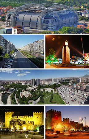 Kayseri City,Turkey - ✈ The World is Yours ✈