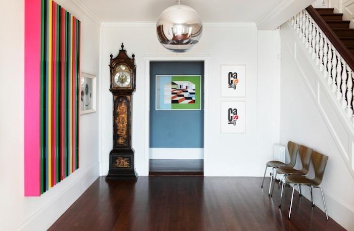 Mediterranean-style stucco house that a San Francisco attorney named Gordon Blanding hired architect Julia Morgan to design near the peak of Belvedere Island