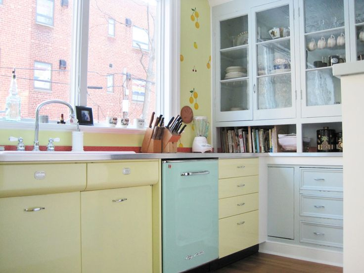 retro and vintage dishwashers gallery retro kitchens50s style kitchen