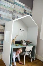 Bureautje vanaf 3 jaar | Bedhuisje | Authentique Mignon - Puur & Mooi wonen