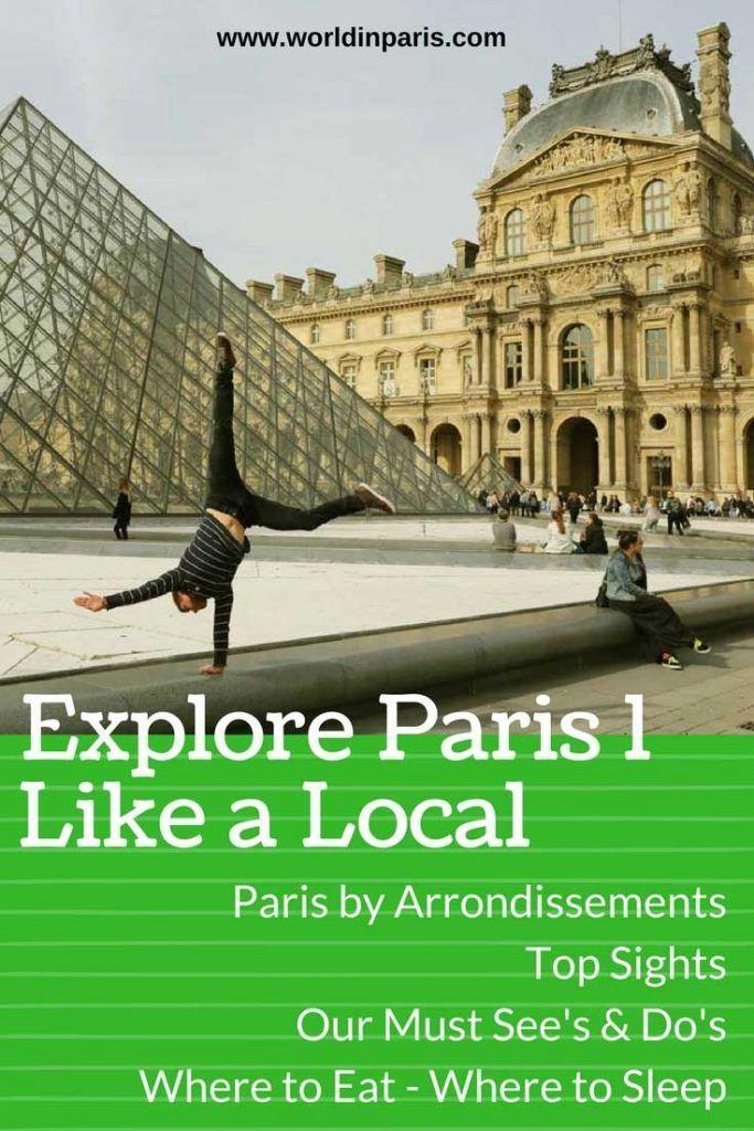Explore Paris 1 Like a Local The