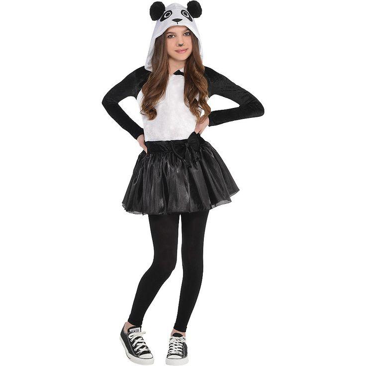 Girls Panda Costume   Party City