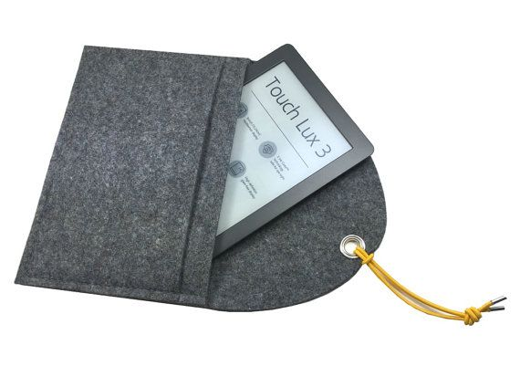 A smart little case, tailor-made for your eBook!