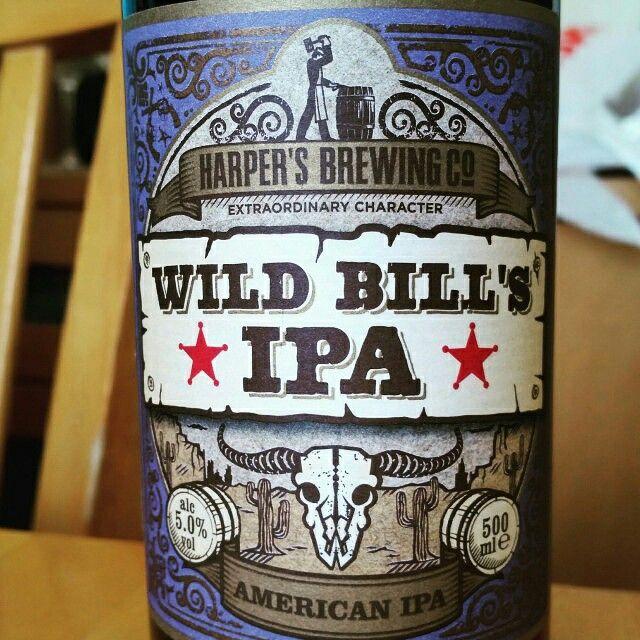 Wild Bill's IPA by ALDI Stores UK #untappd #england #burtonupontrent #ipa #indiapaleale #beer #beerisculture #craftbeer #craftbeernotcrapbeer
