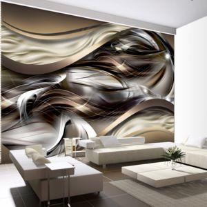 Fototapeta - Amber winds 150x105 cm