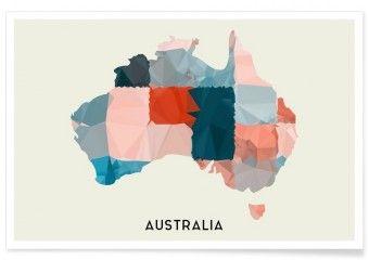 Australia - Premium Poster