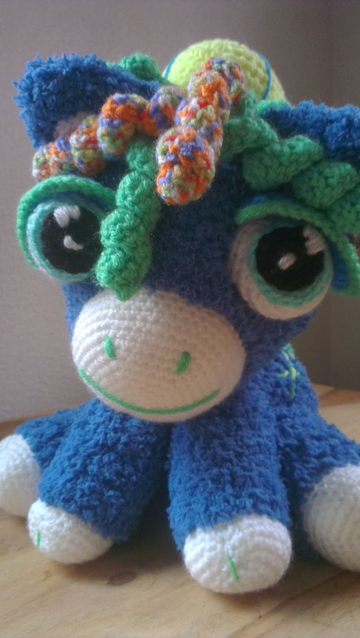 Made by MG: pony/paardje