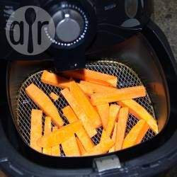 Recipe Picture:Sweet Potato Chips (Air Fried)