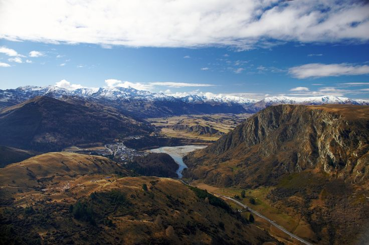 arthurs point queenstown from above - Google Search