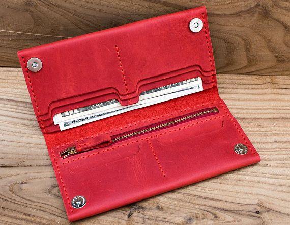 76fbb644a84 Carteras de cuero monedero personalizado billetera para mujer regalo cartera  minimalista mamá mujer billetera para mujer regalo embrague cartera carteras  ...