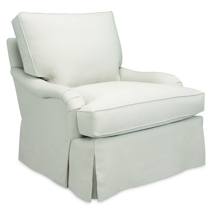 Lee Swivel Chair 1571-01SW Overall: W35 D38 H35 Inside