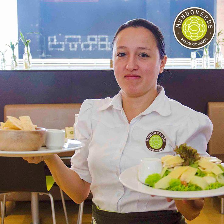 No dudes en elegir nuestros deliciosos platos, para atender a tus amigos y familiares con nuestro #CateringMundoVerde. ¡Queremos ofrecerte siempre lo mejor! Llámanos en el Tel:(4) 4441838 #MundoVerde #RestaurantesMedellín