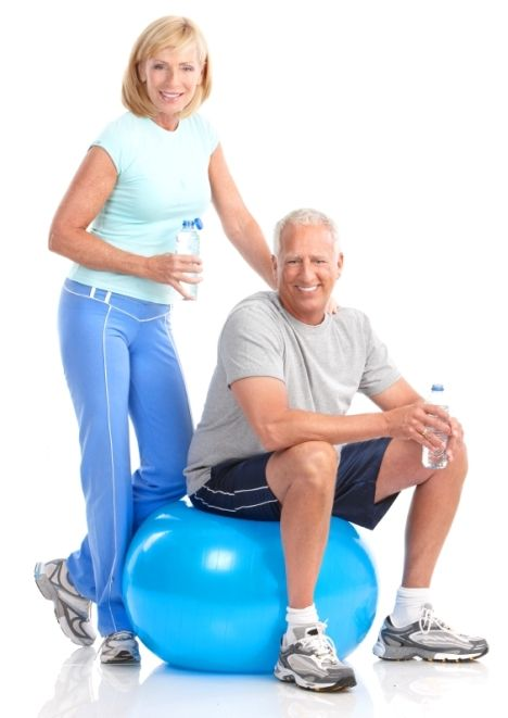 Adult complete exercise mature program