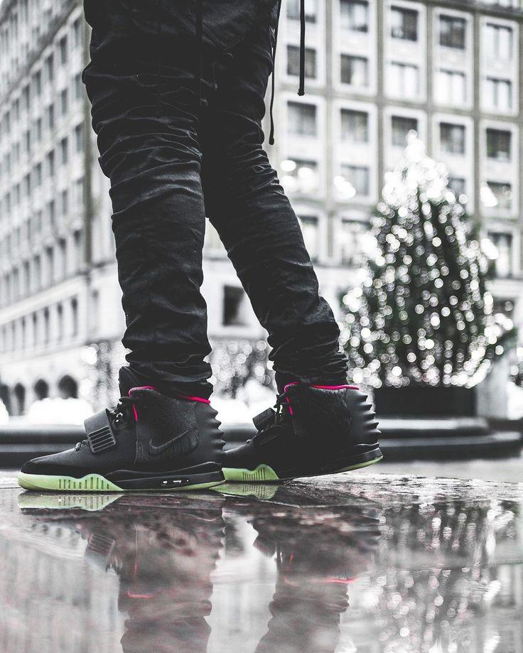 "Nike Air Yeezy 2 ""Solar Red"""
