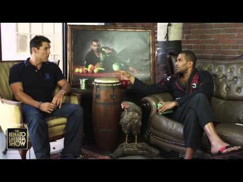 Renato Laranja Show: Episode 5 with Frank Shamrock and Michael Bisping #McDojo #McDojoLife  www.Facebook.com/McDojoLife
