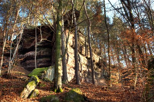 pirmasens germany | Rodalben (Felsenwanderweg)