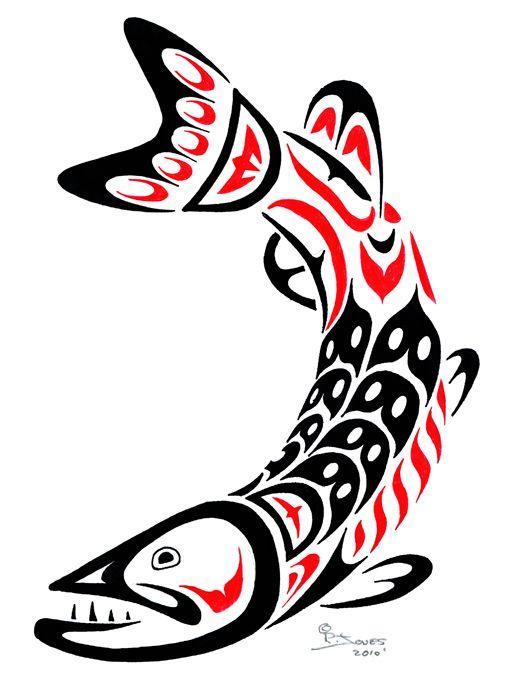 Pike - Haida