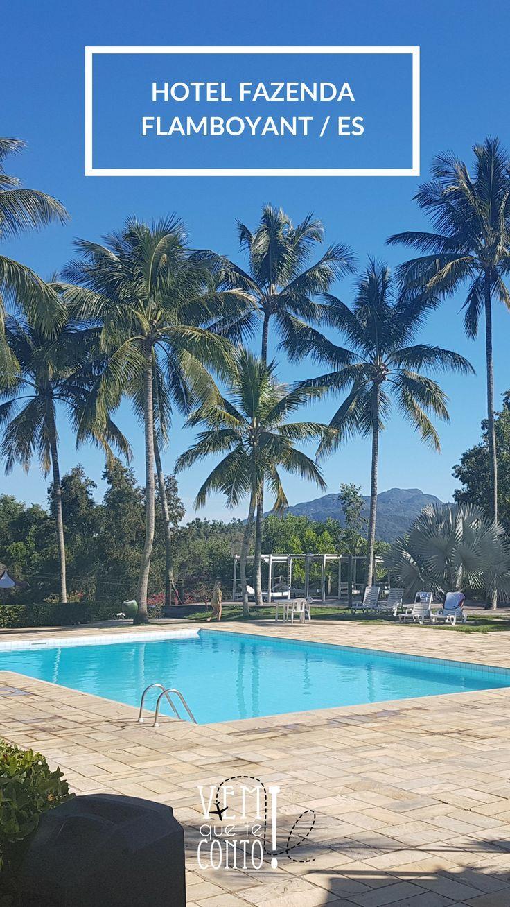 Conheca O Hotel Fazenda Flamboyant Em Guarapari Es Travel