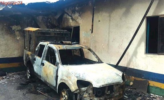 Three killed after navy, police officers' clash in Calabar