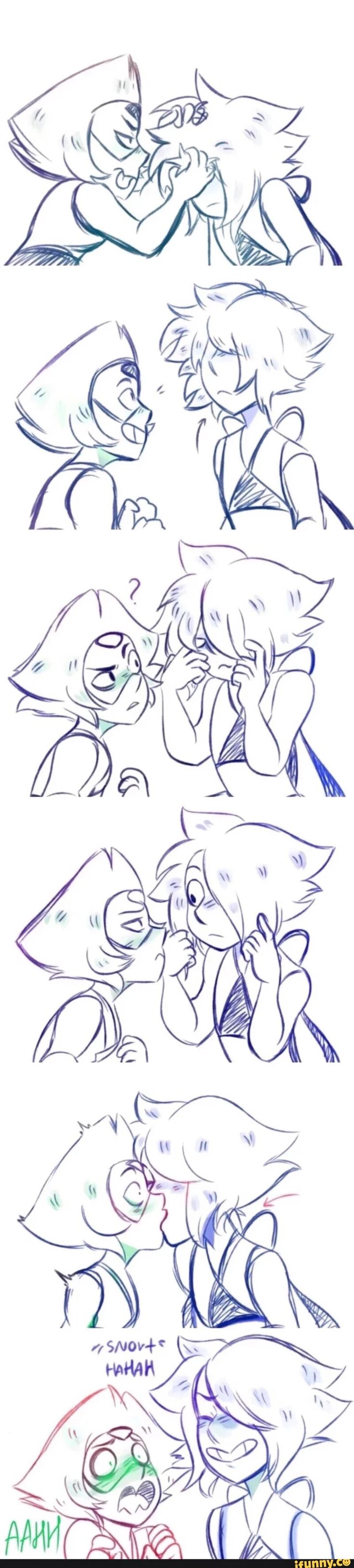 Sooooo cute!!! Artist: ??? (Comment if you know) Peridot Lapis