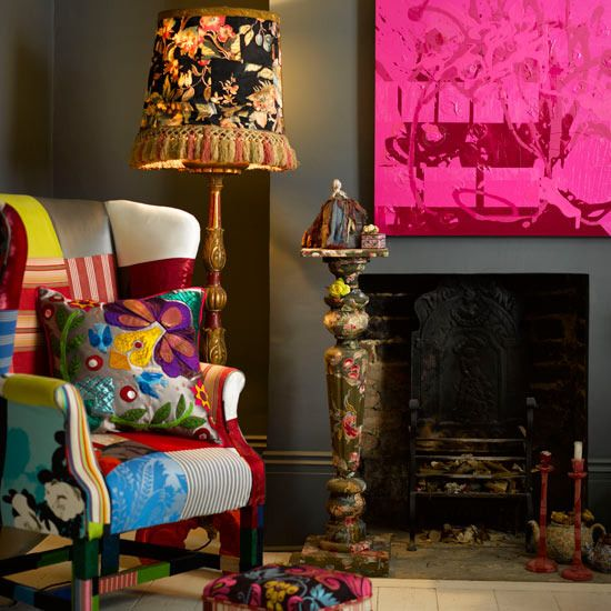 Best 25 Patchwork Chair Ideas On Pinterest Colorful Chairs Funky Chairs And Eclectic Furniture