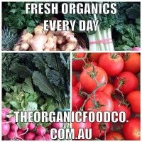 Fresh Organics Every Day