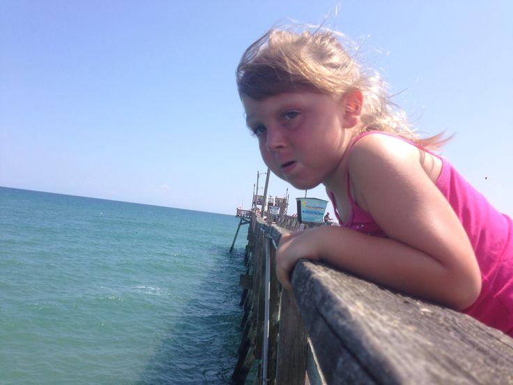 Bogue inlet pier