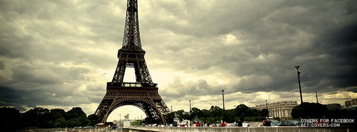 Eiffel Tower Facebook Covers