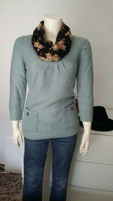 Jersey lana bolsillos Grain de Malice nuevo T-m
