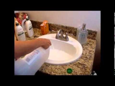 best way to clean bathroom sink 25 best ideas about unclog bathroom sinks on 25087