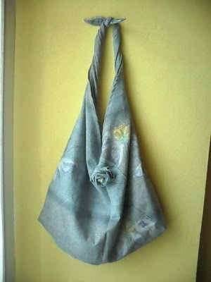 Pillowcase bag - Borsa da una federa