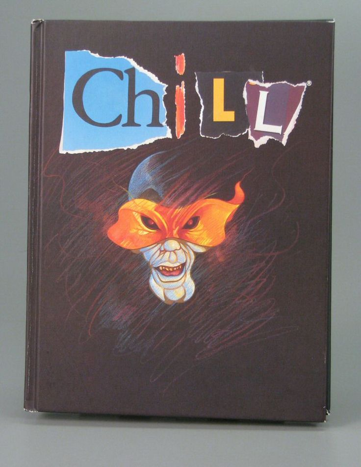 110.4235: Chill Horror Role-playing Game | game | Role-Playing Games | Games | Online Collections | The Strong