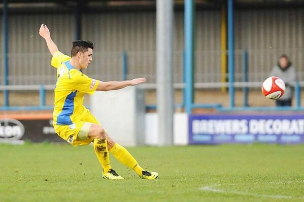 King's Lynn Town FC, Jason Lee,  2013.
