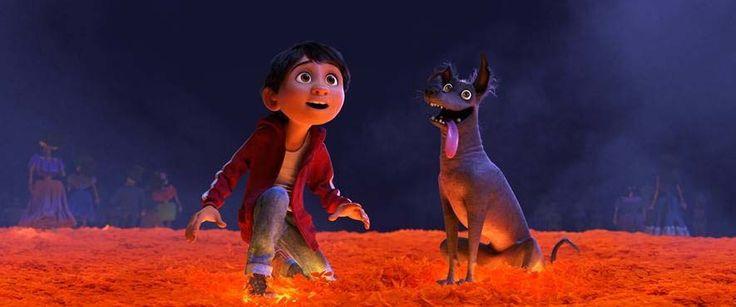 #COCO : le nouveau film de #Disney #Pixar pour cette fin d'année, découvrez la première bande annonce ! #Cinema