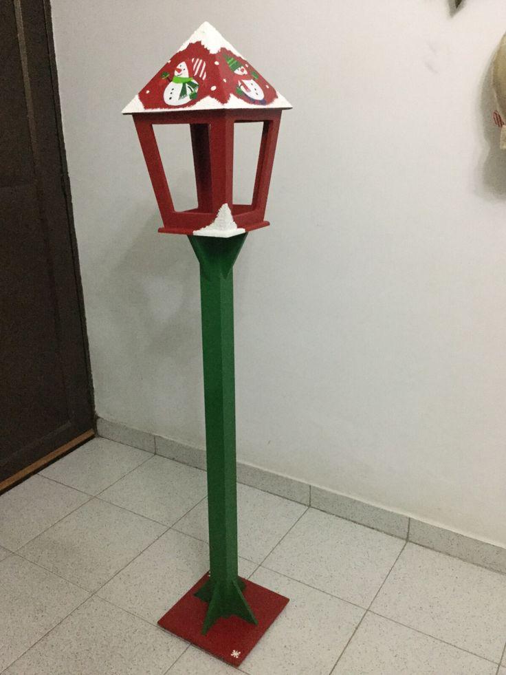 Farol de Navidad