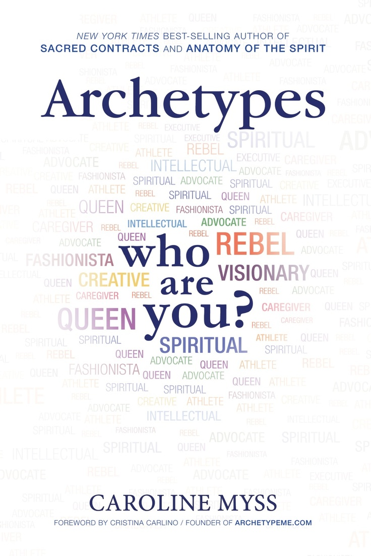 Cristina carlino family - Very Surprised This Book Was Recommended By Oprah Caroline Myss Archetypes Who Are You
