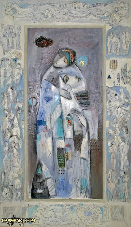 Syria Art - Zuhair Hassib