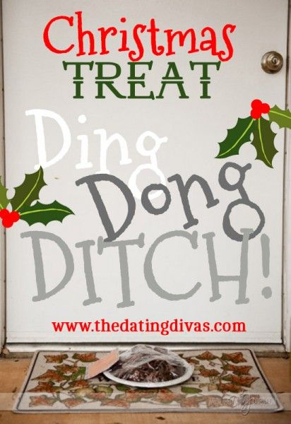 A quick and easy Christmas tradition.  Great for a date or for some family fun. www.TheDatingDivas.com #christmastradition #christmas