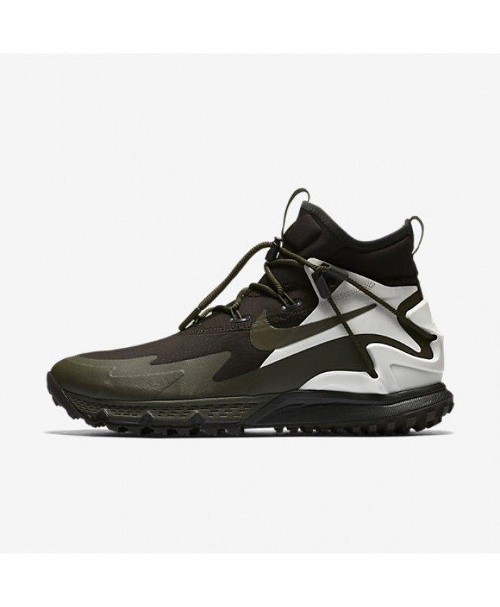Nike Terra Sertig Shadow Brown Light Bone Cargo Khaki 916830-200