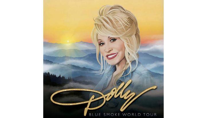 Dolly Parton, 'Blue Smoke'