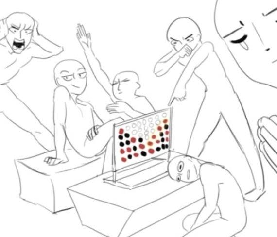 Drawing Ideas Creative Drawing Ideas Drawings In 2021 Drawing Meme Drawing Base Funny Drawings